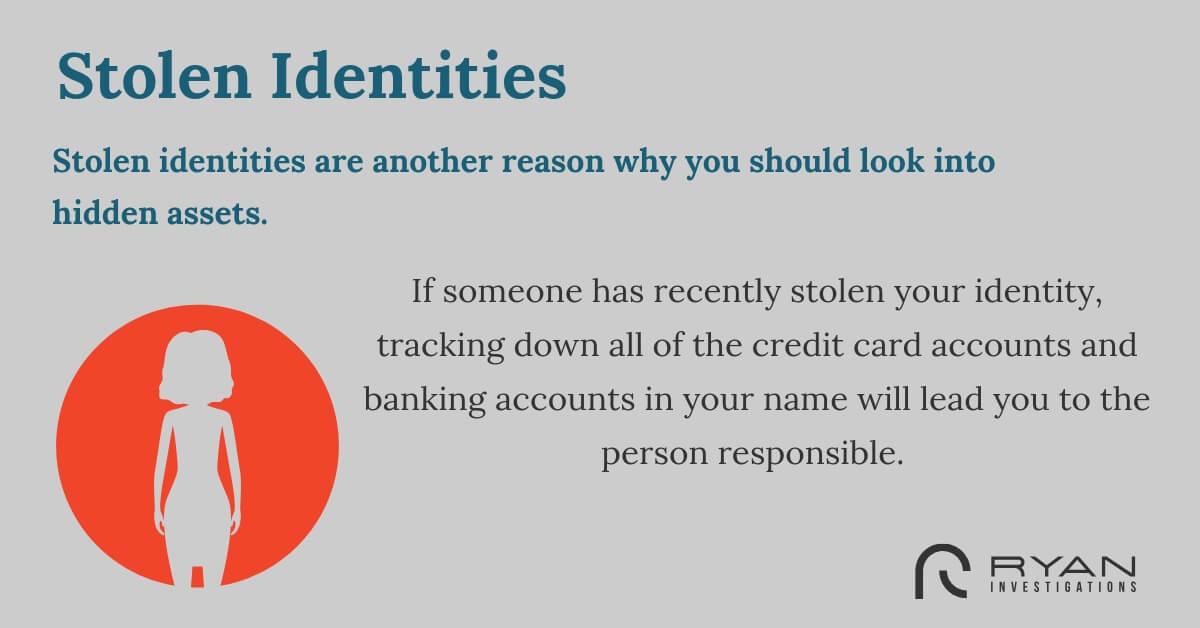 Stolen Identities