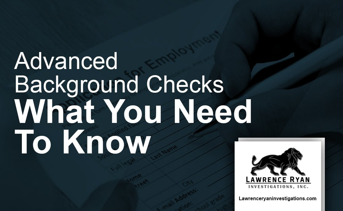 What you need to know about advanced background checks