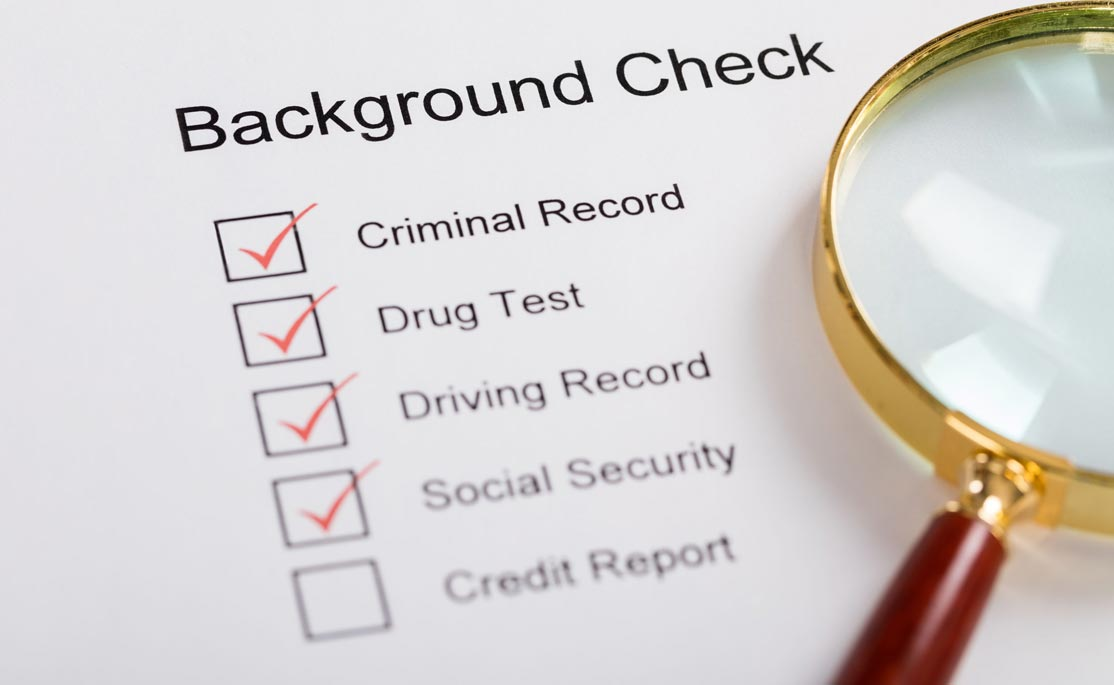 background check for employers