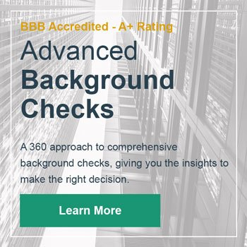 advanced background checks