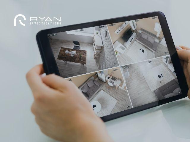 Surveillance from an iPad