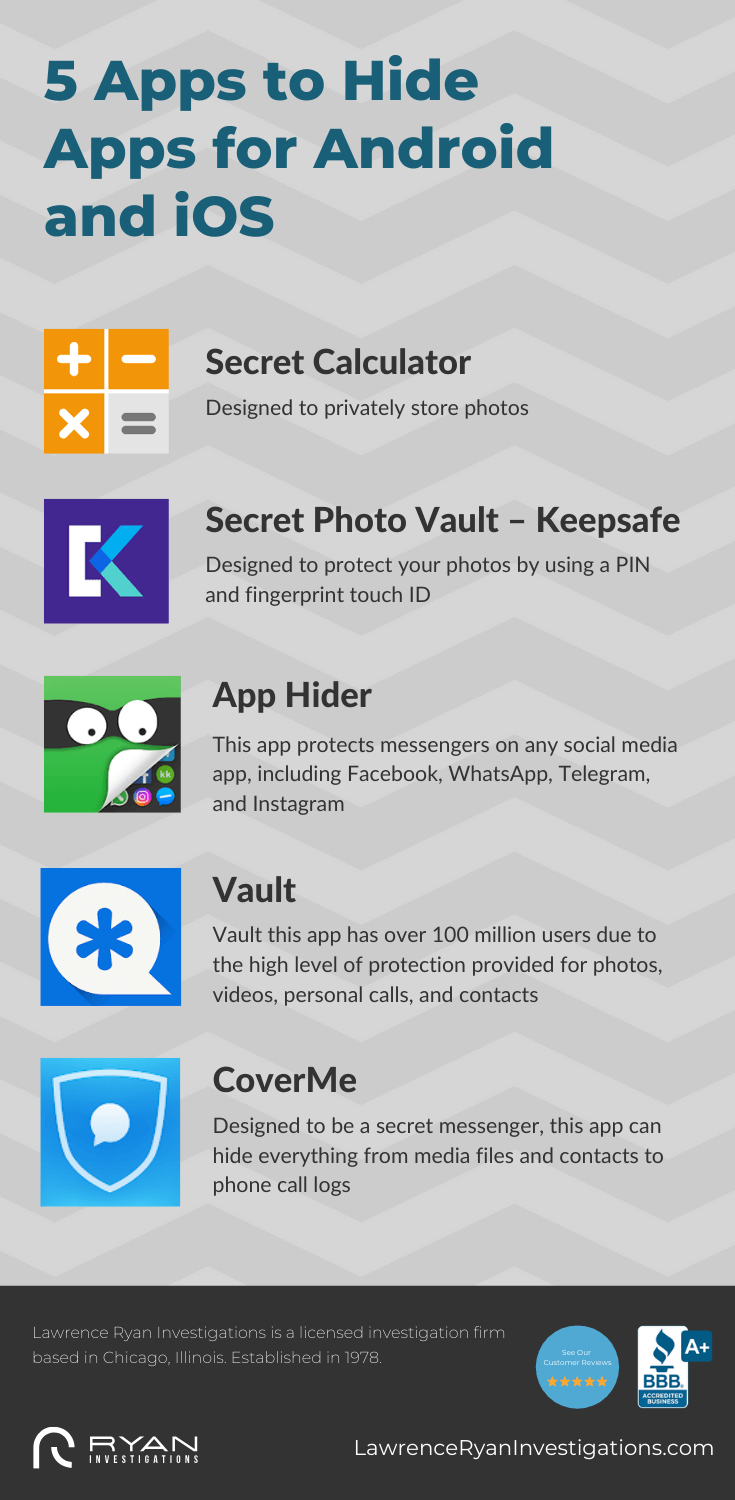5 Apps to Hide Apps